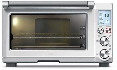 BOV845BSS Stainless Steel Smart Oven Pro Convection Toaster Oven with Element IQ