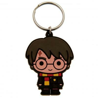 Harry Potter Keyring Chibi Key Chain PVC Fan Gift New Official Licensed Product