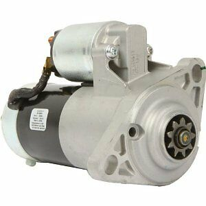 New starter motor suits New Holland 1320, 1520, 1620, 1710, 1715, 1720 tractors