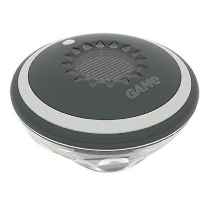G.A.M.E. Solar Underwater Floating Pool Light Show Deluxe
