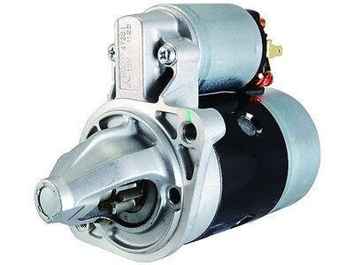 New starter motor suits Perkins 403D-07 and 402D-05 engines