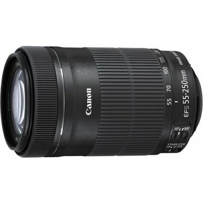 Canon EF-S 55-250mm f/4-5.6 IS STM (white box)