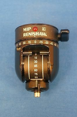 Renishaw MIP Manual Indexable CMM Touch Probe Fully Tested with 90 Day Warranty