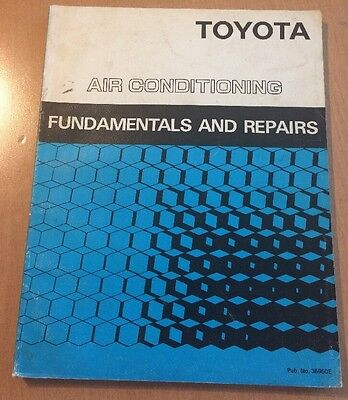 Toyota Air Conditioning Fundamentals And Repairs from 1985