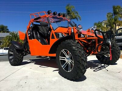 Synergy Scorpion 1000Cc Sports Dune Buggy Go Cart Atv Utv Side X Side