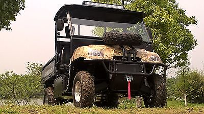Synergy Farm Boss Delux Daihatsu 1000Cc Diesel Side X Side Utv Atv Farm Buggy