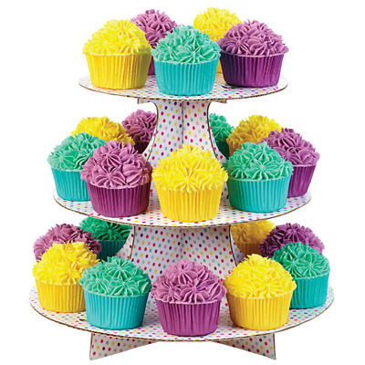 Wilton Party Dots Treat Stand