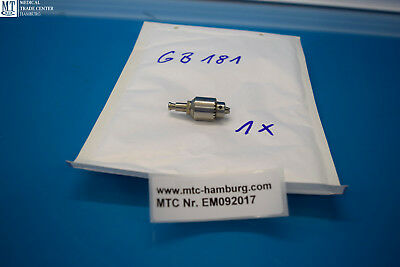 Aesculap GB181 Adaptor Jacobs Chuck up to 4.5mm Diameter with Hudson Shank