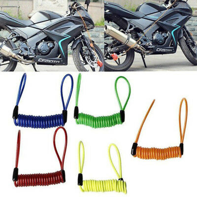 Reminder Disk Cable Motorcycle Motorbike Scooter Bike Use