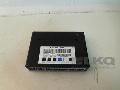 13 14 GMC Acadia BCM Body Control Module Unit Assembly OEM LKQ