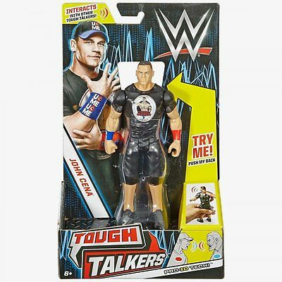 WWE Tough Talkers - John Cena and Seth Rollins