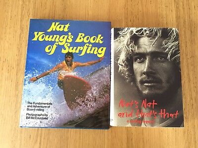 Nat Young Nat's Nat & That's That Surfing (surfboard) Book