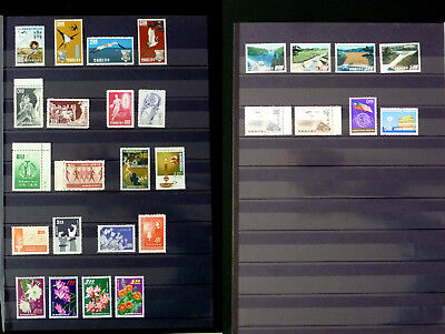 Taiwan 1963-1964  12 Complete Sets  Mnh **
