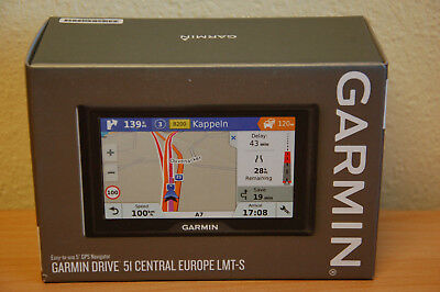 garmin drive 5 lmt central europe 5 eur 65 00 picclick de. Black Bedroom Furniture Sets. Home Design Ideas