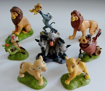 Disney The Lion King Figure Set