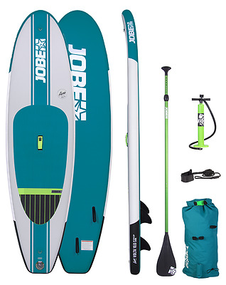 Jobe Volta Sup 10.0 Pack 238 Liter Blue Stand-Up Paddle Board With Bag And Pump