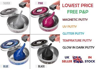 how to make magnetic slime uk