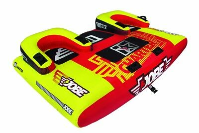 New! Jobe charter 3 Person Inflatable Towable Jetski Boat SALE PRICE