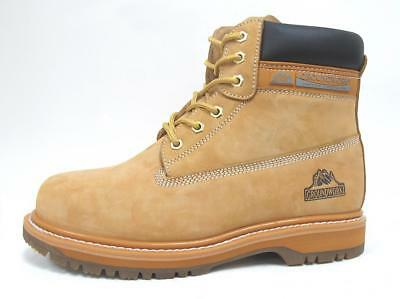 Groundwork Footwear, Safety Boots, Steel Toe Cap Work Boots, Lace Ups.
