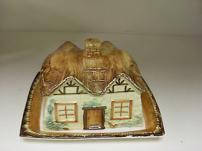 Price Kensington Collectable  Cottage Ware - Butter/cheese Dish    (Ew)