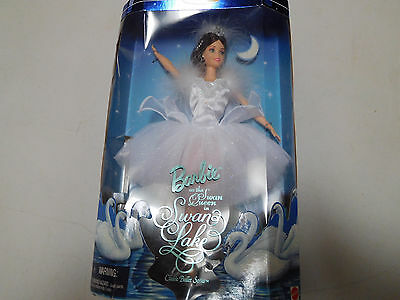 1997 Barbie Doll as the Swan Queen in Swan Lake Collector Edition