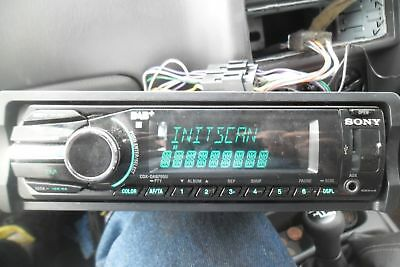 Sony Cdx Dab7000 Face Plate Only No Cd Unit