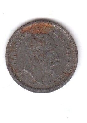 1902 Toy English Florin - Model Money -  Lauer - Germany