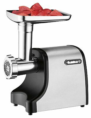 CUISINART MG-100C Professional Meat Grinder, Silver