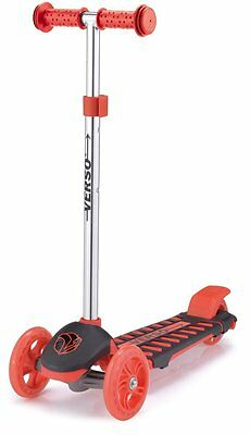 Verso by Kettler Lean-to-Steer Scooter, Red