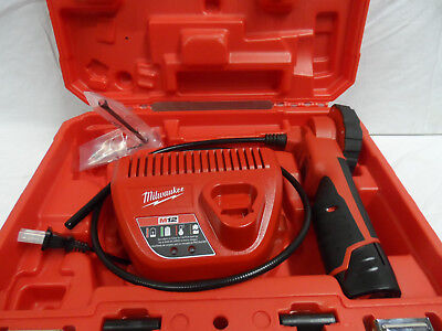 Milwaukee  2313-20 Inspection Camera Kit - Free Ship!  No Reserve!!  #35