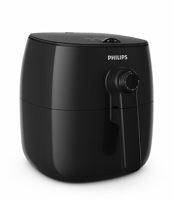 Philips Viva Airfryer with Turbostar, Black, HD9621/96
