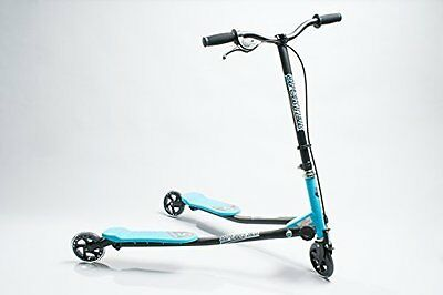 Active Play Sporter S3 Scooter, Blue by Active Play