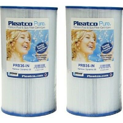 Pleatco Pure PRB35-IN Spa Filter 2/Pack