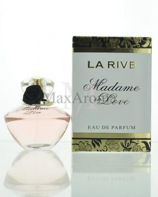 Madame In Love La Rive For Women Eau De Parfum 3 Oz 90 Ml Spray