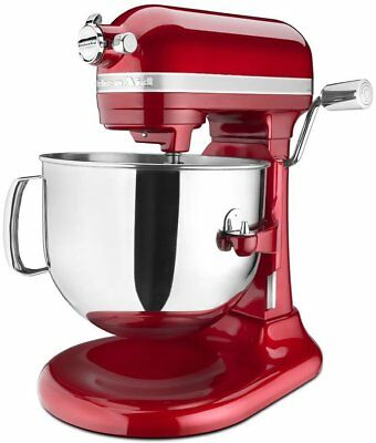 7-Quart Pro Line Stand Mixer, KITCHEN AID, Candy Apple Red