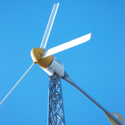 Bergey Excel 10kw wind turbine complete system