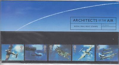Gb Architects Of The Air Mnh Presentation Pack Or Stamps Your Choice Po Fresh