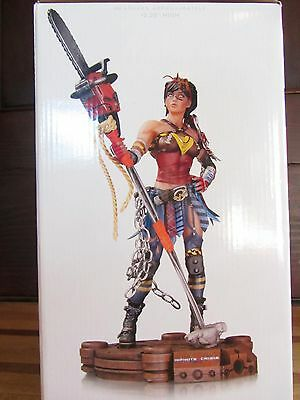 Infinite Crisis Atomic Wonder Woman Statue DC Collectibles NEW - PRICE REDUCED!