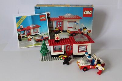 Lego 6364 Medical Surgery/Doctors Office