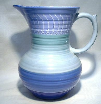 "Art Deco Shelley Harmony   7.1/4""   Jug / Pitcher"