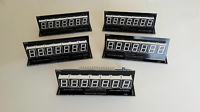 Flipper Pinball Bally Stern. Nuovo display a LED In Kit .