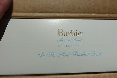 RARE Silkstone Barbie IN THE PINK Fashion 2000 Limited Ed. NIB - NRFB #27683