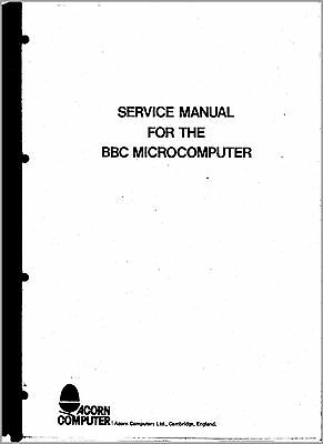 BBC A & B Microcomputer Service Manual