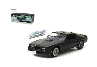 Greenlight 1:18 Artisan Fast Furious Tego's 1978 Pontiac Firebird Trans Am 19026