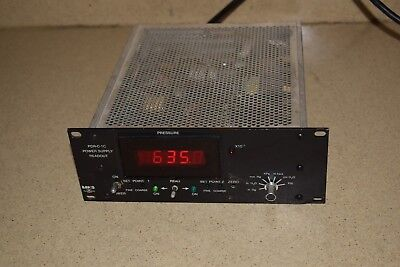 Mks Model # Pdr-C-1C Power Supply / Readout (1J)