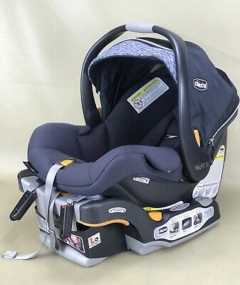 OpenBox Chicco Key Fit 30 Zip Infant Car Seat, Privita