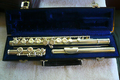 ARMSTRONG 90S Solid Sterling SIlver Flute