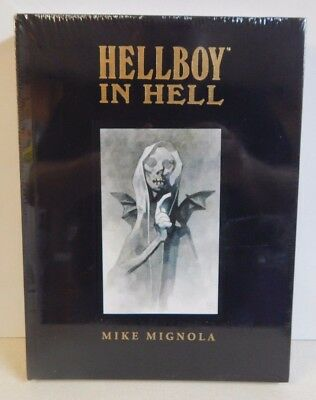Dark Horse Comics Hellboy In Hell Library Edition Hardcover New!!! Unread