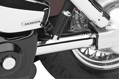 Cobra Driveshaft Cover Chrome For Honda VTX1300 VTX1800