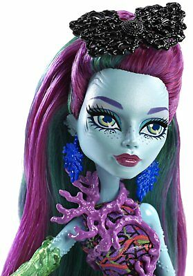 Monster High Great Scarrier Reef Down Under Ghouls Posea Doll New